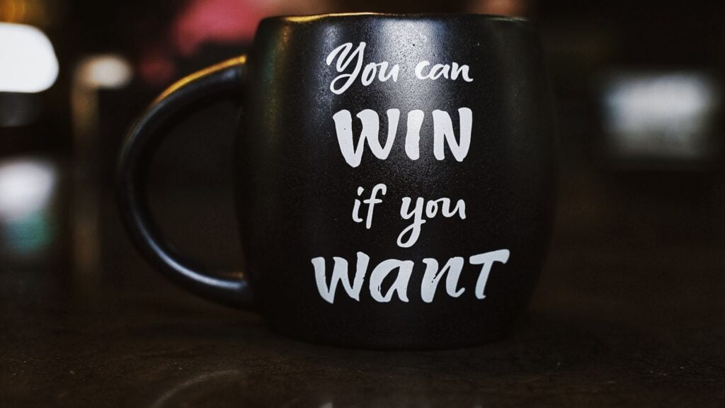 You can win if you want, motivation, motivational, dieta