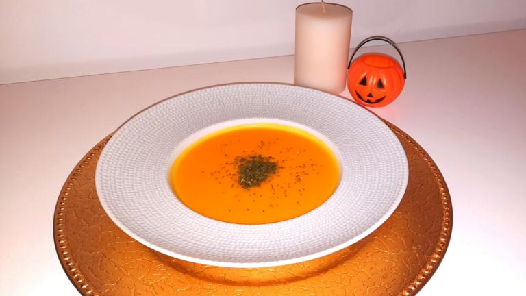 Sopa de abóbora deliciosa, beneficios da abóbora