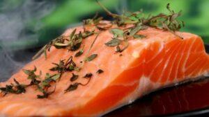 Beneficios do salmão para a saude
