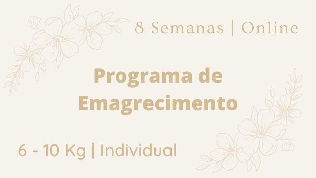 Programa de Emagrecimento de 2 Meses - Ana Sousa Nutricionista