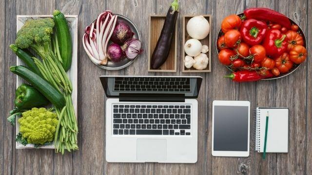Vantagens das consultas de nutrição online
