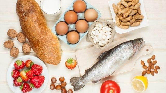 Alergenicos e intolerancias alimentares