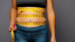 Perder peso nas consultas de nutrição na clinica