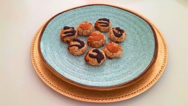 Bolachas de Coco Saudáveis da Ana Sousa Nutricionista
