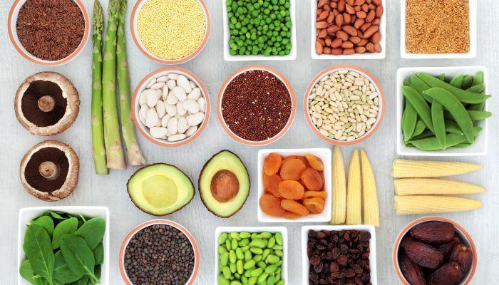 alimentos-ricos-em-fibra-e-proteína-comida